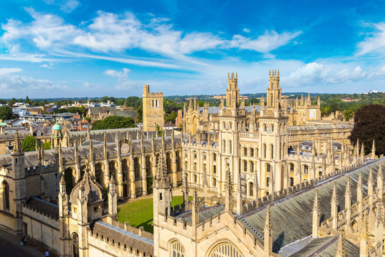 All Souls College, Oxford University