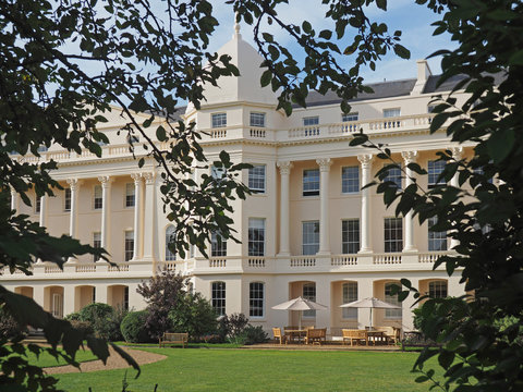 London, Regency period mansion near Regent's Park, now used by the University of London Business School