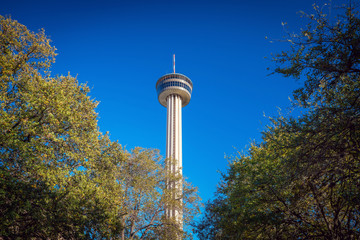 Tower of the Americas in San Antonio