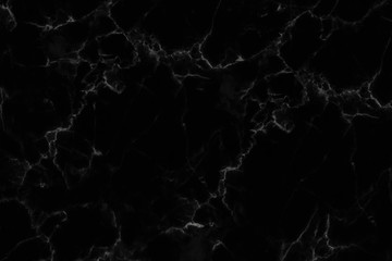 The luxury of black marble texture background.