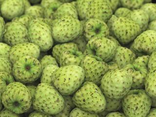 Custard Apple Pile, Variation 1