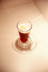 mulled wine made from red wine
