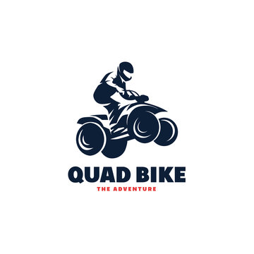 Quad Bike Logo