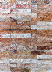 travertine stone texture Termolit wall tiles, slate background