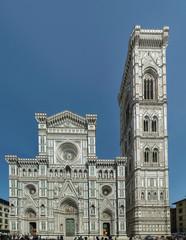 Basilica of Santa Maria del Fiore in Florence, Italy