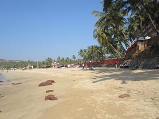 Bogmalo Beach Vasco GOA, India.