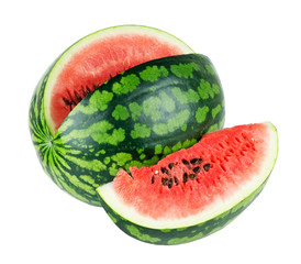 Watermelon closeup