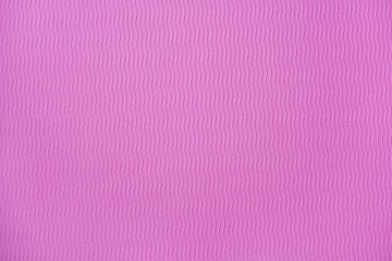 pink yoga mat texture and background