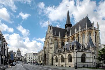 Saint Peter's church in Leuven, Flanders