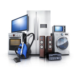 Consumer and home electronics