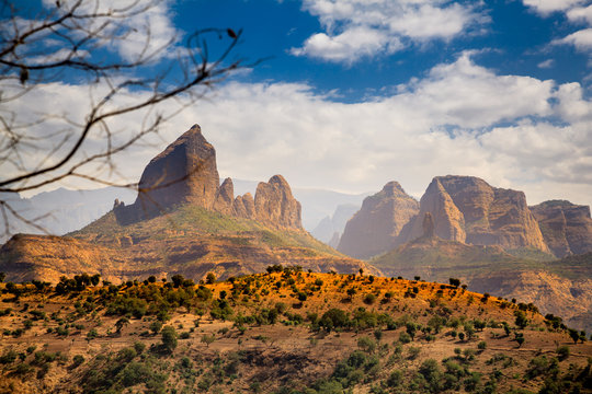 Simien Mountains National Park - UNESCO World Heritage Centre - Ethiopia