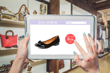 online shopping, women's Spring Shoes