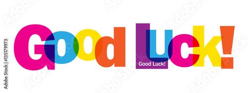 Goodbye And Good Luck Banner