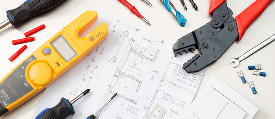 Electrical tools and components