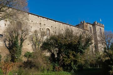 Lunghezza (Roma), il Castello