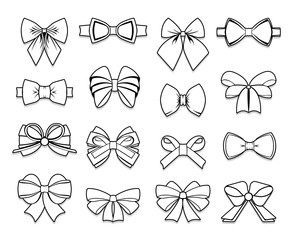 Beautiful Bows Elements Collection