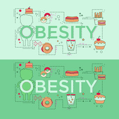 Obesity banner