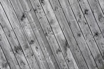 Holzlattenpanorama