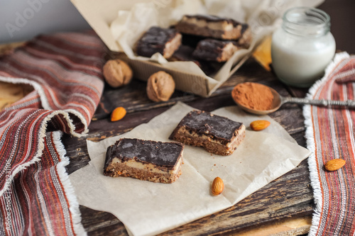 """""""Homemade Healthy Snack Sweets"""