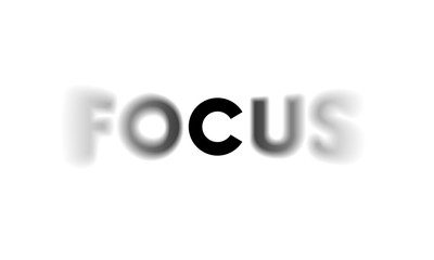 Word Focus with selective focus
