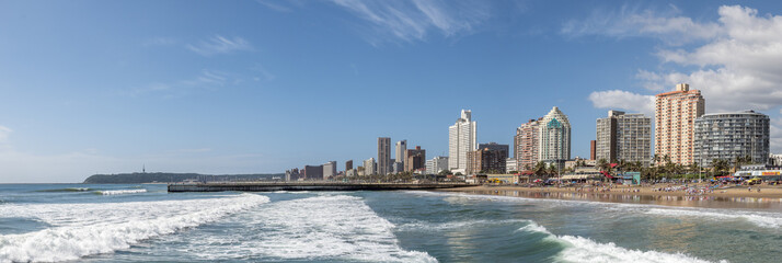 Durban or eThekwini. KwaZulu Natal. South Africa.