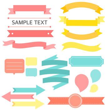 label illust icon