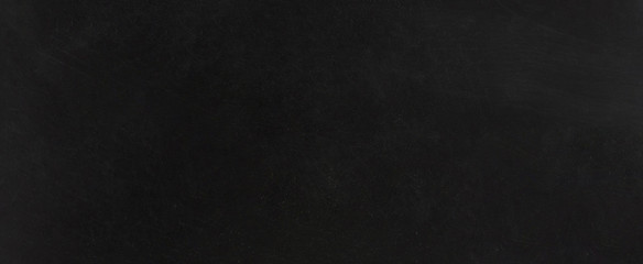 Empty blackboard banner background