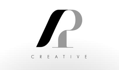 A P Letter Logo Design. Creative AP Letters Icon