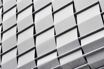 Foto op Plexiglas Stadion Detail of modern architecture. Architecture pattern