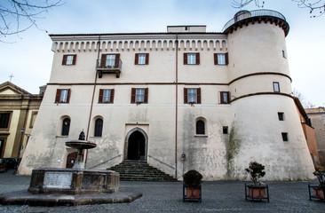 Palazzo Vescovile Frascati (Roma) Italia