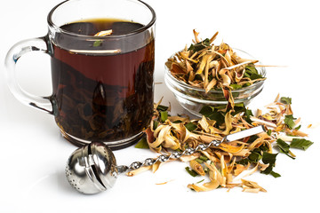 Herbal tea for health