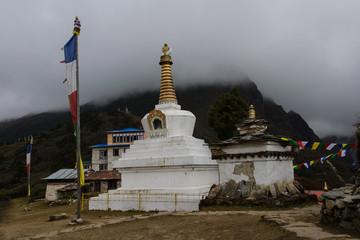 Trekking in Nepal, Himalayas