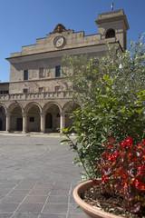 Montefalco, Perugia, Umbria, Italia