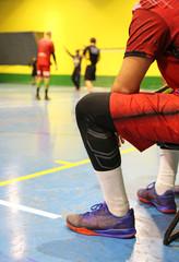 balonmano banquillo partido U84A3168-f17
