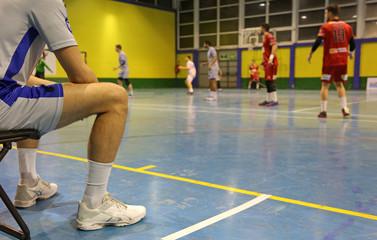 balonmano banquillo partido U84A3170-f17