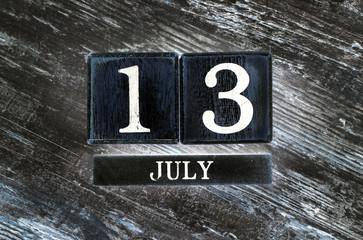 Temmuz 13th