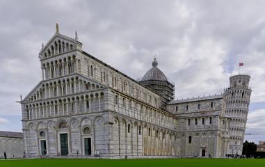 Alles schief in Pisa