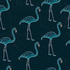 flamingo illustration