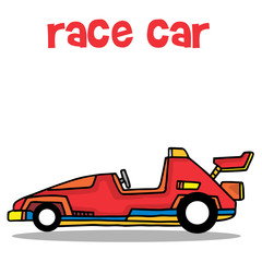 Transport of race car collection