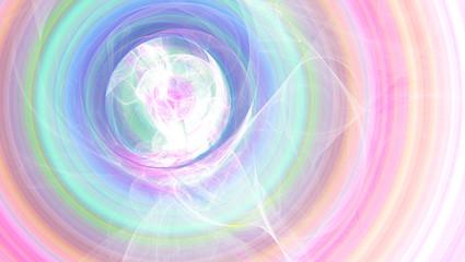 Kosmische Lichtschwingung Lichtwelle Seele