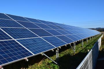 太陽光発電用ソーラーパネル