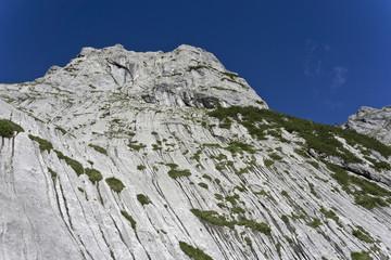 Auf die Zugspitze durchs Höllental