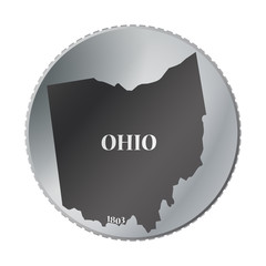 Ohio State Coin