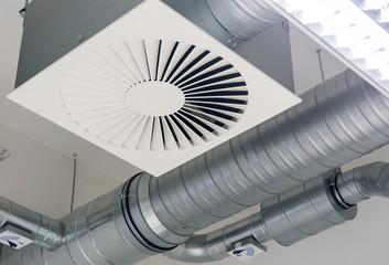 Lüftungs- und Klimaanlagentechnik