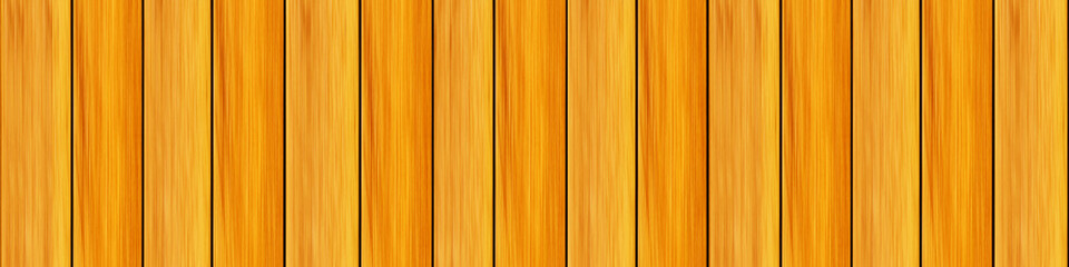 consistent pattern of light wooden boards panorama