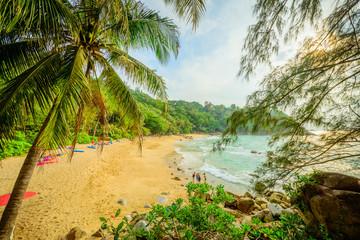 Landscape of Phuket View Point at Banana Beach, Phuket Province,