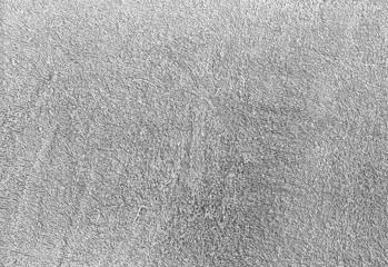 Grey color cotton towel texture. Wall mural