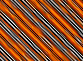 Abstract background reminding of golden glass diagonal stripes
