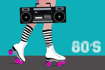 roller 80 s