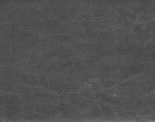 Dark grey leather texture.